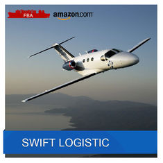 China Door to Door Air Freight from China to European Amazon FBA Shipping supplier