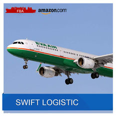 China Door To Door Air Freight Air Shipping From Shenzhen China To Europe Usa Amazon supplier