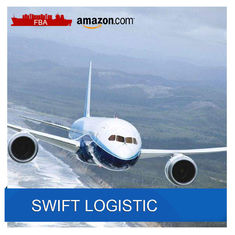 China International Air Freight Forwarder Air Shipping Services To Usa Amazon Fba Warehouse supplier