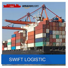 China Lcl Freight Forwarder from china to usa amazon fba shipping service supplier