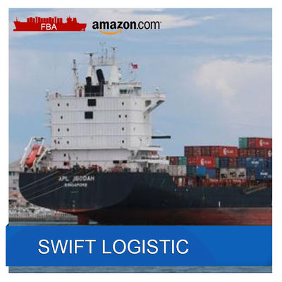 China Professional LCL Sea Freight  from Shenzhen China to Czech SWIFT  LOGISTIC supplier