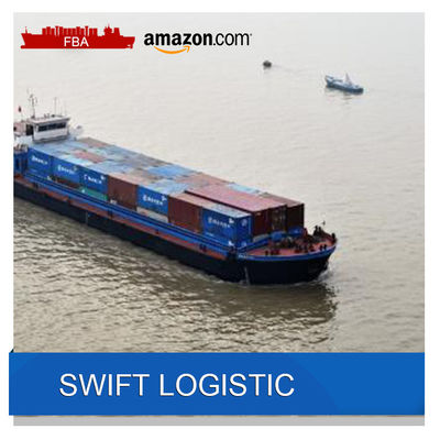 China Lcl Ocean Services From China To Frane Europe Amazon Fba Shipping Service supplier