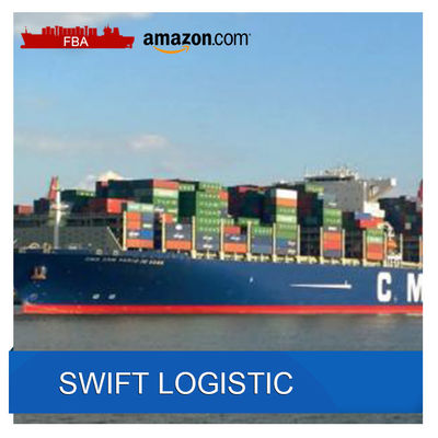 China Lcl Ocean Services From Shenzhen China To Germany Amazon Amazon Fba Service supplier