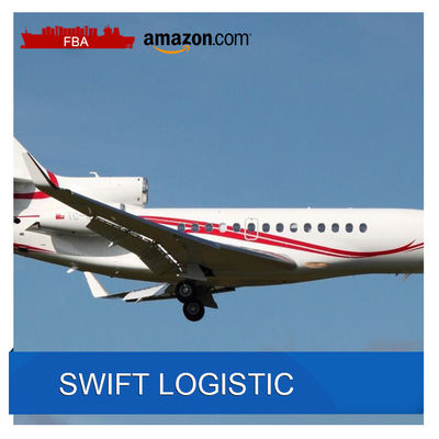 China SWIFT  LOGISTIC Amazon Fba Service Usa Europe Amazon Freight Forwarder supplier