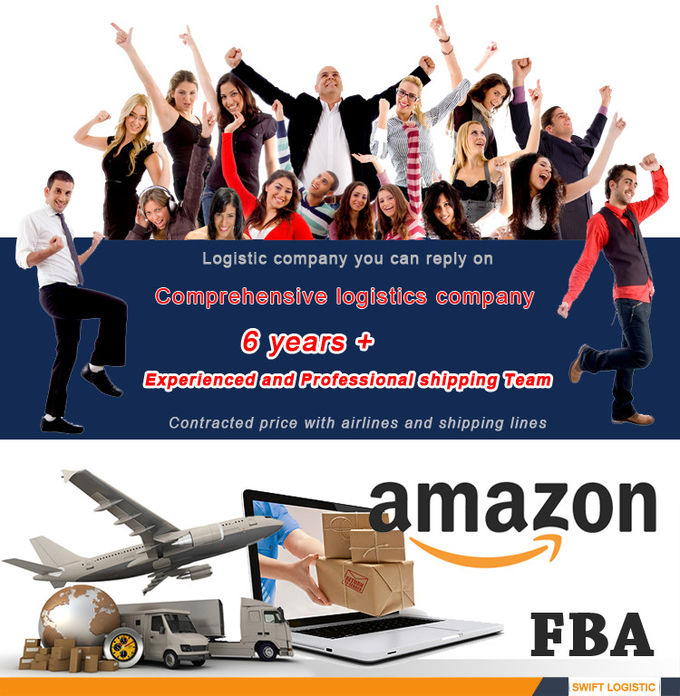China Warehouse Value Added Services / Amazon Fba Service
